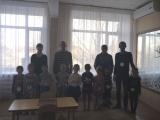 Турнир по шашкам между детьми и родителями